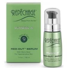 Serum pentru piele sensibila cu alge marine - Serum Red-Out - Hydra 4 - Repechage - 30 ml