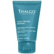 Cremă Nutritivă Mâini - Deeply Nourishing Hand Cream - Cold Cream Marine - Thalgo - 50 ml