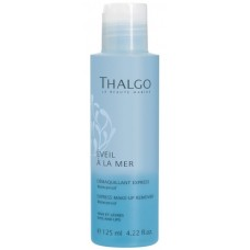 Demachiant Pentru Ochi  Si Buze - Express Make-Up Remover - Eveil A La Mer - Thalgo - 125 ml