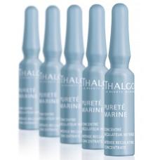 Concentrat Intensiv Pentru Ten Gras - Intense Regulating Concentrate - Purete Marine - Thalgo - 7 x 1.2 ml