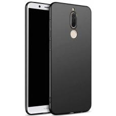 Husa ultra-subtire din fibra de carbon pentru Huawei Mate 10 Lite, Negru - Ultra-thin carbon fiber case for Huawei Mate 10 Lite, Black