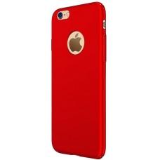 Husa ultra-subtire din fibra de carbon pentru iPhone 7/8, Rosu - Ultra-thin carbon fiber case for iPhone 7/8, Red