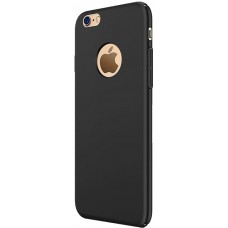 Husa ultra-subtire din fibra de carbon pentru Iphone 7 Plus, Negru - Ultra-thin carbon fiber case for Iphone 7 Plus, Black