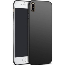 Husa ultra-subtire din fibra de carbon pentru iPhone X, Negru - Ultra-thin carbon fiber case for iPhone X,  Black