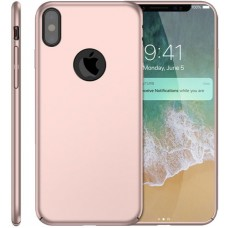 Husa ultra-subtire din fibra de carbon pentru iPhone X, Roze-gold - Ultra-thin carbon fiber case for iPhone X, Roze-Gold