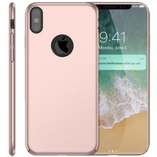 Husa ultra-subtire din fibra de carbon pentru iPhone XR, Roz gold - Ultra-thin carbon fiber case for iPhone XR, Rose-Gold