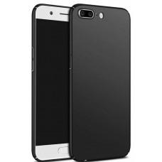 Husa ultra-subtire din fibra de carbon pentru OnePlus 5, Negru - Ultra-thin carbon fiber case for OnePlus 5, Black