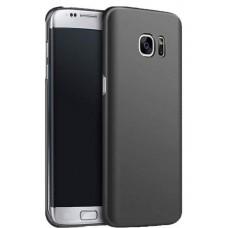 Husa ultra-subtire din fibra de carbon pentru Samsung Galaxy S6 Edge, Negru - Ultra-thin carbon fiber case for Samsung Galaxy S6 Edge, Black
