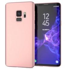 Husa ultra-subtire din fibra de carbon pentru Samsung Galaxy S9, Roz gold - Ultra-thin carbon fiber case for Samsung Galaxy S9, , Roze-Gold