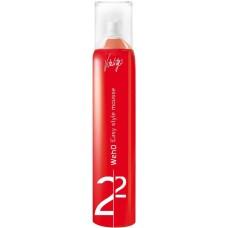 Spuma pentru volum - Easy Style Mousse - WehO - Vitality's - 200 ml