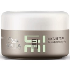 Pasta pentru coafuri remodelabile - Reworkable Matte Clay - Texture Touch - EIMI - Wella - 75 ml
