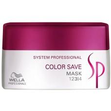 Tratament-masca intensiv pentru par vopsit - Mask - Color Save - SP - Wella - 200 ml