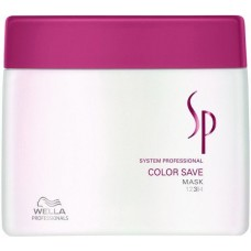 Tratament-masca intensiv pentru par vopsit - Mask - Color Save - SP - Wella - 400 ml
