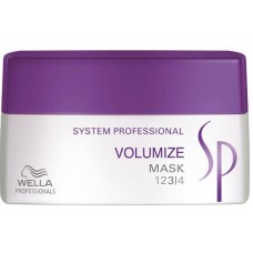 Tratament-masca de volum pentru par fin - Mask - Volumize - SP - Wella - 200 ml